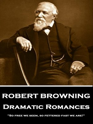 cover image of Dramatic Romances