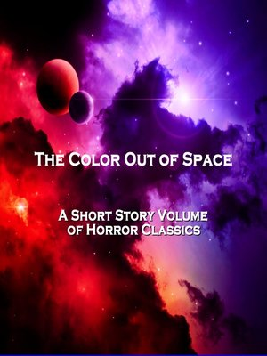 cover image of The Color Out of Space