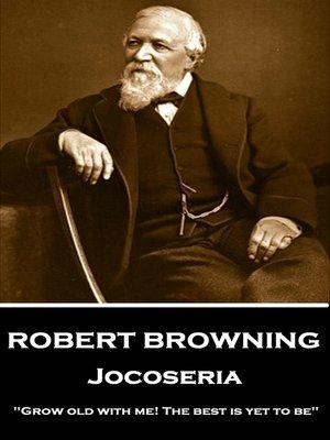 cover image of Jocoseria
