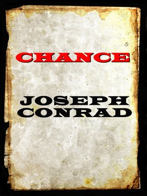cover image of Chance
