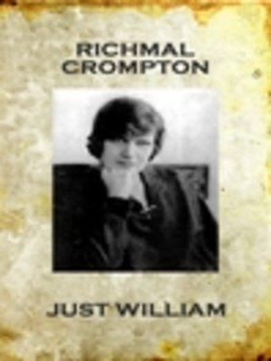 cover image of Just William