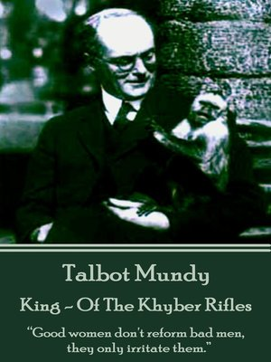 cover image of King - Of the Khyber Rifles