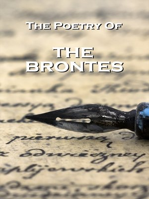 cover image of The Poetry of the Brontës