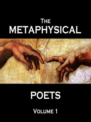 cover image of The Metaphysical Poets, Volume 1
