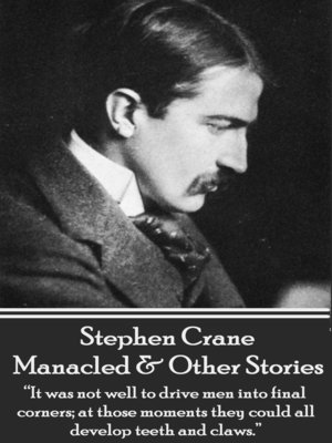 cover image of Manacled & Other Stories
