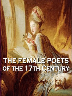 cover image of The Female Poets of the Seventeeth Century