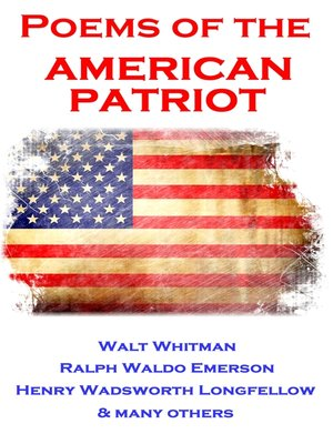 cover image of Poems of the American Patriot
