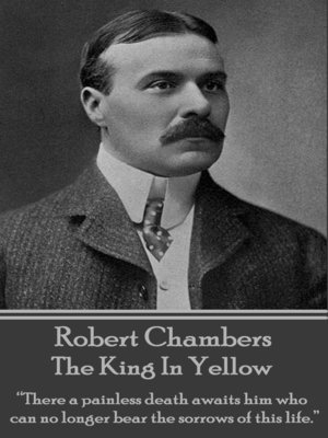 cover image of The King in Yellow