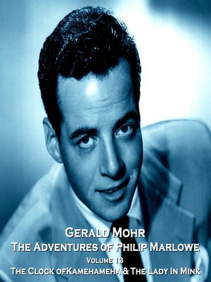 cover image of The Adventures of Philip Marlowe, Volume 13
