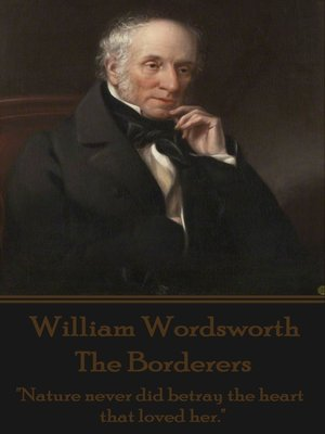 cover image of The Borderers