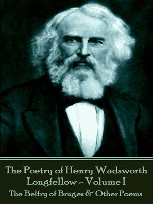 cover image of The Poetry of Henry Wadsworth Longfellow, Volume II
