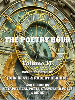 cover image of The Poetry Hour, Volume 17