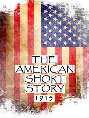 cover image of The American Short Story, 1915
