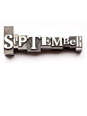 cover image of September, A Month In Verse