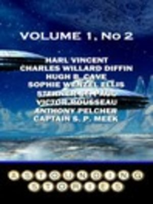 cover image of Astounding Stories, Volume 1, Number 2