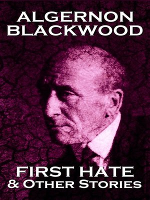 cover image of First Hate & Other Stories