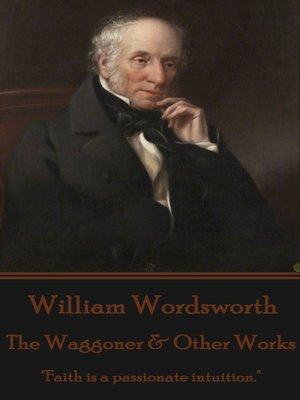 cover image of The Waggoner & Other Works