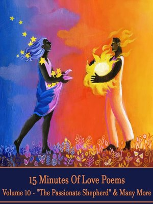 cover image of 15 Minutes of Love Poems, Volume 10