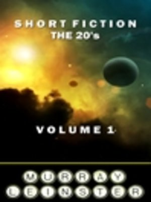 cover image of Short Fiction - The 20's, Volume 1