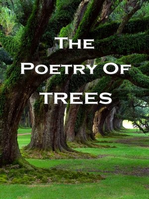 cover image of The Poetry of Trees