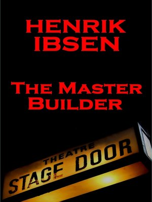 cover image of The Master Builder