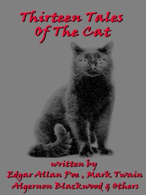 cover image of Thirteen Tales of the Cat