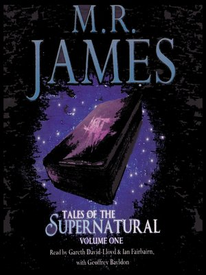 cover image of Tales of the Supernatural, Volume 1