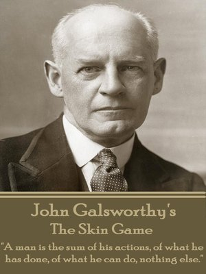 cover image of The Skin Game