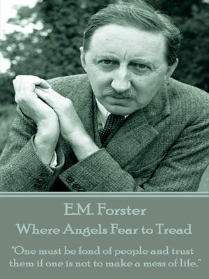 cover image of Where Angels Fear to Tread