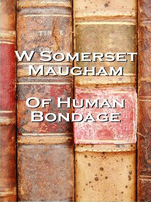 cover image of Of Human Bondage