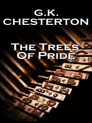 cover image of The Trees of Pride