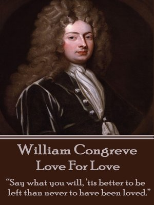 cover image of Love for Love