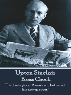 cover image of The Brass Check