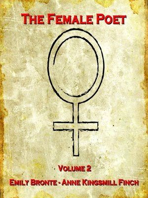 cover image of The Female Poet, Volume 2