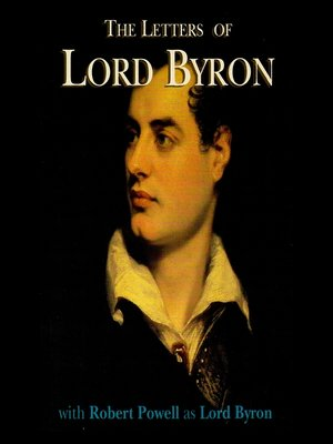 cover image of The Letters of Lord Byron