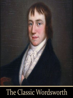 cover image of The Poetry of Wordsworth
