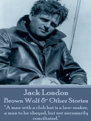 cover image of Brown Wolf & Other Stories
