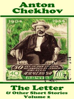 cover image of Anton Chekhov Short Stories, Volume 2