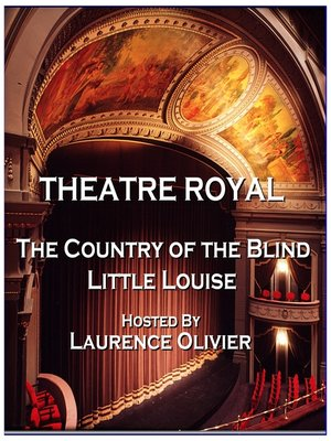 cover image of The Country of the Blind / Little Louise
