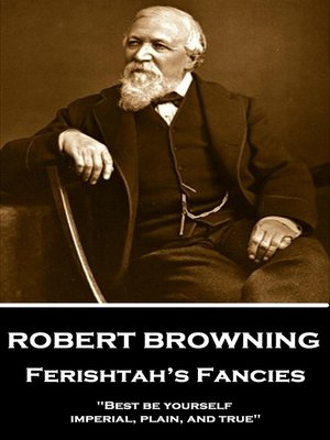 cover image of Ferishtah's Fancies