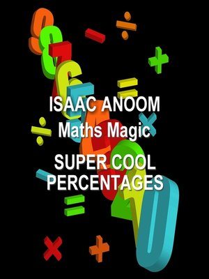cover image of Super Cool Percentages