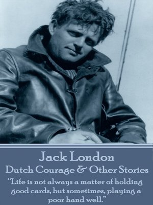 cover image of Dutch Courage & Other Stories