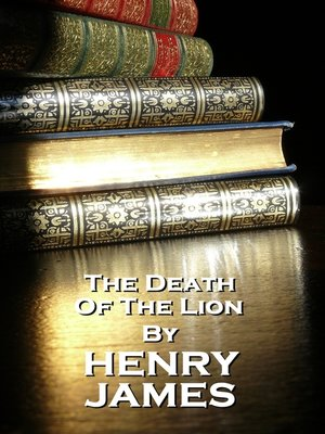 cover image of The Death of a Lion