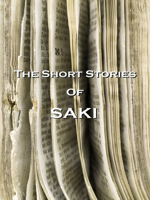 cover image of The Short Stories of Saki