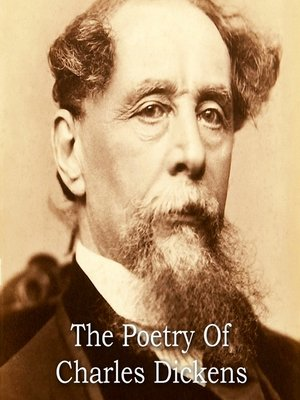 cover image of The Poetry of Charles Dickens