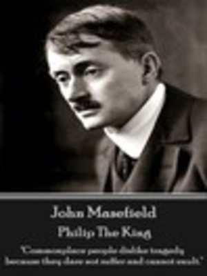 cover image of Philip the King