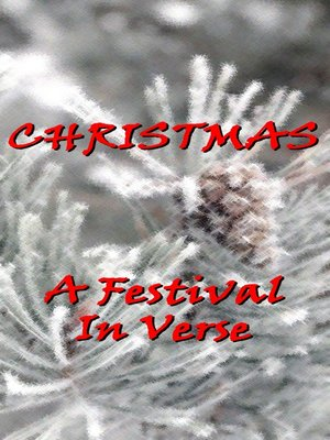 cover image of The Poetry of Christmas