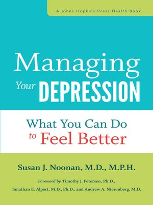 cover image of Managing Your Depression