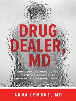 cover image of Drug Dealer, MD