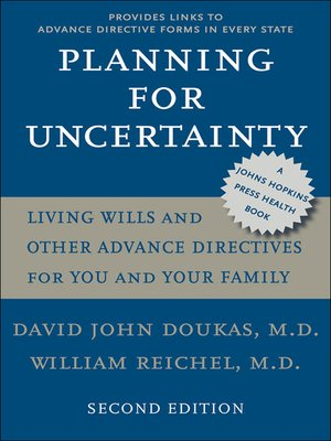 cover image of Planning for Uncertainty